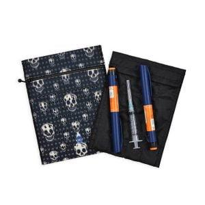 Size 3 - 3 pens or 1 pen + insulin bottles